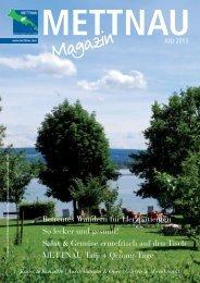 Ausgabe Juli 2013 - mettnau