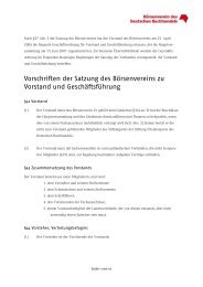 F_Geschäftsordnung VS und GL.pdf - Börsenverein des Deutschen ...