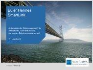 über SmartLink - Euler Hermes Kreditversicherungs-AG