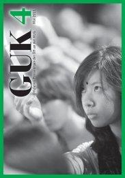 Offizielles Presseorgan der ÖH an der KUG Mai 2011 - ÖH – KUG