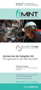 Wintersemester 2011/12 - Technische Universität Braunschweig - Seite 5