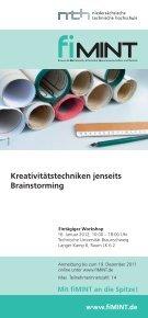Wintersemester 2011/12 - Technische Universität Braunschweig - Seite 7