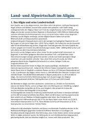 Land - Amt für Ernährung, Landwirtschaft und Forsten Kempten ...