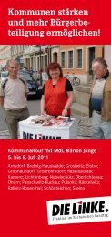 DOWNLOAD Flyer zur Kommunaltour - Fraktion DIE LINKE im ...