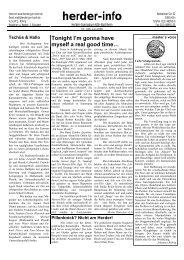 Schritt für Schritt zur Zeitung - Johann-Gottfried-Herder-Gymnasium