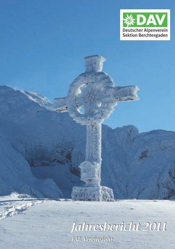 2011 - Deutsche Alpenvereinssektion Berchtesgaden