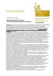 PM Kinderurologie 05.pdf - DGU-Kongress