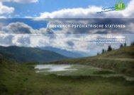 Forensische-Psychiatrische Stationen (PDF) - PDGR