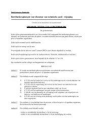 diensten technische aard - Stad Leuven
