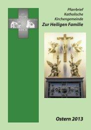 Musica Sacra Ostern 2013 - Zur-heiligen-familie-kleve.de