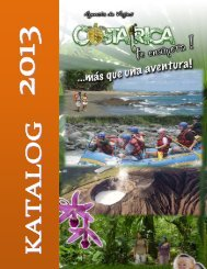 VALLE CENTRAL - Costa Rica