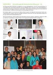 20.03.2013 Herzchirurgie & Anatomisches Museum - 1A