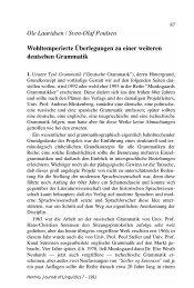 Ole Lauridsen / Sven-Olaf Poulsen Wohltemperierte Überlegungen ...