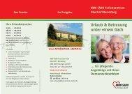 Flyer - AWO - Thüringen