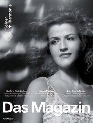Das Magazin 01/13 - Mwk-koeln.de