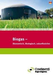 Image-Broschüre - Consentis Anlagenbau GmbH