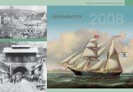 Jahresbericht 2008 - pioniere - der verein