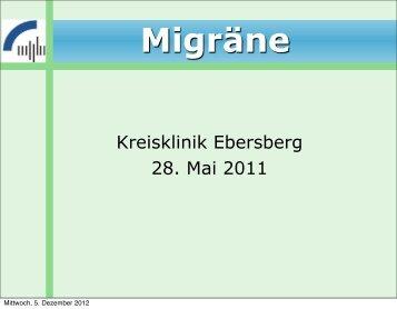 Migräne (28.05.2011)