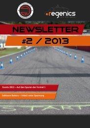 Newsletter - Dynamics