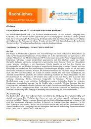 Urteil im PDF-Format - Marburger Bund