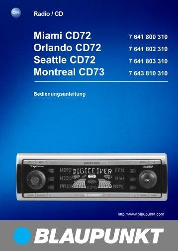 Heidelberg CD51 d. - Blaupunkt