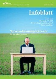 ADÜ Nord Infoblatt | Ausgabe 03-2013