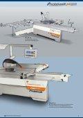 Holzbearbeitungsmaschinen Standardmaschinen - Seite 5