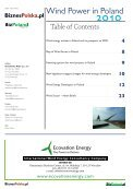 Energia Wiatrowa Energia Wiatrowa - BiznesPolska - Page 3