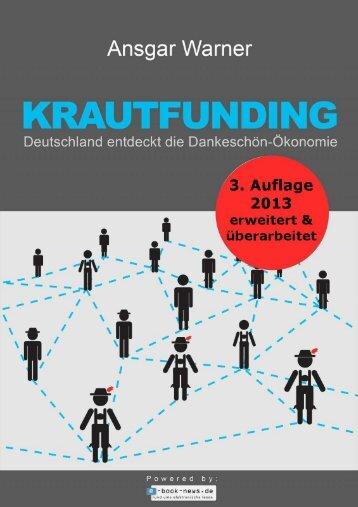krautfunding 3.0 Ansgar Warner