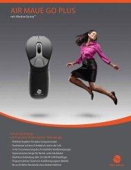 Datenblatt Air Mouse Go Plus - Gerth GmbH