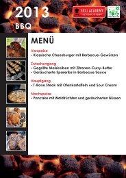 Grillrezepte des BBQ- Kurs als PDF zum herunterladen! - Raiffeisen ...
