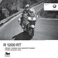 Preisliste R 1200 RT - Motorrad Berlin