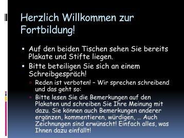 Schreibkompetenzen entwickeln - Grundschulverband-Bayern
