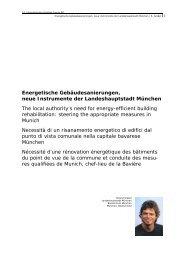 Energetische Gebäudesanierungen, neue Instrumente der ...
