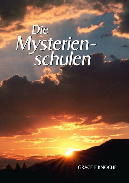 Mysterien- schulen Mysterien- schulen