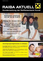 03 - Raiffeisenbank Kundl
