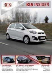 KIA INSIDER - Kia Motors