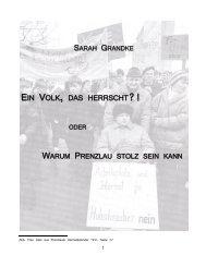 EIN VOLK, DAS HERRSCHT - Christa-und-Peter-Scherpf-Gymnasium