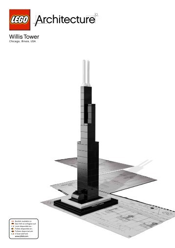 Willis Tower - Lego
