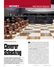 Vermögensmanagement-Fonds - Cleverer Schachzug - Targobank