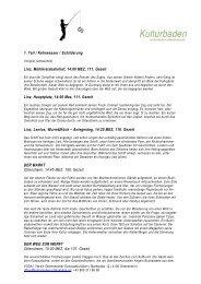 Erklärung Teil 1 - Kehrwasser (PDF) - Linz09