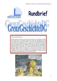 Rundbrief Nr.6 - Grenzgeschichte DG
