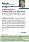 Der pflanzliche Arzneischatz - phytotherapie.co.at - Page 3