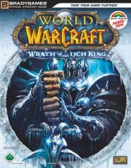 World of Warcraft: Wrath of the Lich King  - *ISBN 978 ...