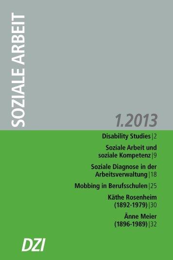Änne Meier - Deutsches Zentralinstitut für soziale Fragen