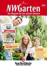 Das Magazin für den grünen Daumen - Neue Westfälische