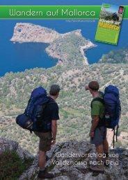 Wandervorschlag von Valldemossa nach Deià - Wandern auf Mallorca