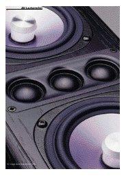 IMAGE - Audio Physic