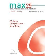 Nr. 42 Holzbau der Zukunft - Energieinstitut Vorarlberg
