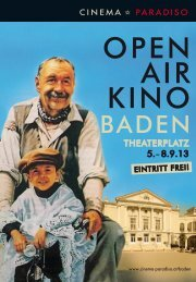 Download Programmheft - Cinema Paradiso